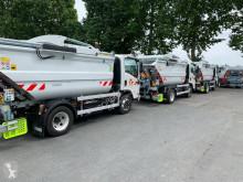 Camión volquete para residuos domésticos Isuzu P75