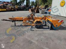 Maquinaria vial camión barredora Rabaud TRACTÉE 2000 B