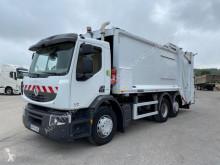 Maquinaria vial Renault Premium 320 DXI camión volquete para residuos domésticos usado