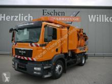 Camión limpia fosas MAN TGM 18.340BL*Leistikow*HD-Spül- und Saugaufbau*