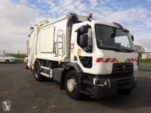 Renault D19 мусоровоз б/у