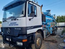Каналопочистващ камион Mercedes Actros 2040