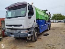 Каналопочистващ камион Renault
