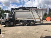 Camión volquete para residuos domésticos Renault Premium 320