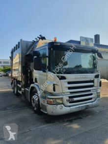 Camión volquete para residuos domésticos Scania P P310 Müllwagen