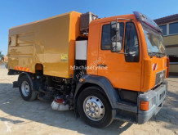 Camión barredora MAN 15.163 Zamiatarka