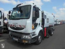 Camion cu echipament de măturat străzi Renault Midliner 220