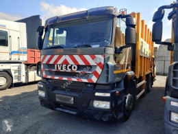 Iveco Stralis 310 camion de colectare a deşeurilor menajere second-hand