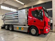 Iveco Ecostralis camião limpa fossas usado