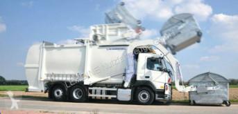 MAN TGA TGA 26.320 BL HS Millennium XXL 37 Frontlader camião basculante para recolha de lixo usado