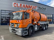 Mercedes Axor 2533 camion-cisternă second-hand