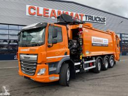 DAF CF 410 camión volquete para residuos domésticos usado