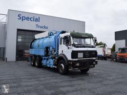 Mercedes SK 2638 camião limpa fossas usado
