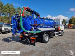 Maquinaria vial Renault Midlum WUKO SCK-4z for collecting waste liquid separator camión limpia fosas usado