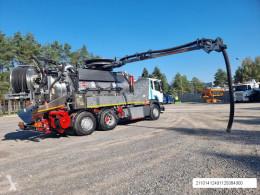 Scania CAPPELLOTTO CAPCOMBI 2600 FM WUKO for the collection of liquid w camião limpa fossas usado
