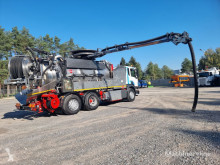 Scania sewer cleaner truck CAPPELLOTTO CAPCOMBI 2600 FM WUKO for the collection of liquid w