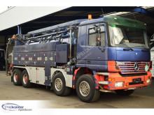 Mercedes Druck- und Saugwagen Actros 4143