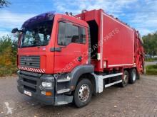 MAN TGA 26.410 camión volquete para residuos domésticos usado