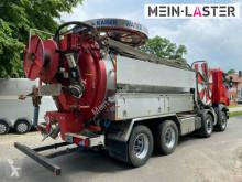 Scania Druck- und Saugwagen R R 420 8x4 Kaiser Aquastar V2A Recyling ADR