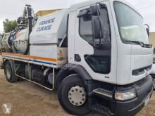 Renault Premium 300 camião limpa fossas usado