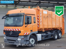 Mercedes Actros 2532 camion de colectare a deşeurilor menajere second-hand