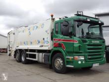 Scania P 360 camion de colectare a deşeurilor menajere second-hand