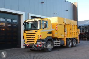 Camión aspirador Scania R 480