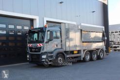 شاحنة مكنسة كهربائية MAN RSP 2019 Saugbagger