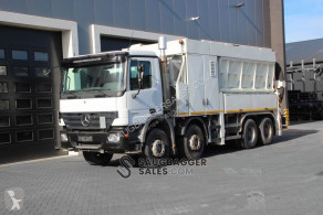 Камион Mercedes RSP 2011 Saugbagger каналопочистваща машина втора употреба