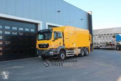 Ciężarówka MAN MTS 2013 Saugbagger odkurzacz używana