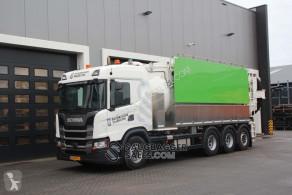 شاحنة مكنسة كهربائية Scania Amphitec Vortex 2020 Saugbagger