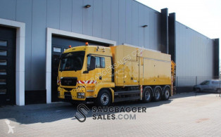 Ciężarówka odkurzacz MAN MTS 2012 Saugbagger