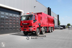 Camion Astra Iveco RSP 2012 Saugbagger aspirateur occasion