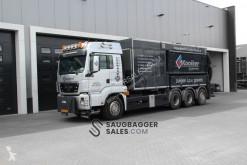 Ciężarówka odkurzacz MAN RSP 3T 2012 Saugbagger