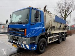 Camion-cisternă Ginaf 340 MANUAL