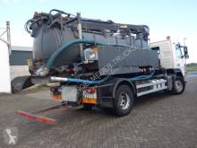 Volvo F fm-300 camión limpia fosas usado