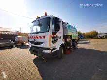 Maquinaria vial Renault Midlum 270 DXI sweeper Euro V camión barredora usado
