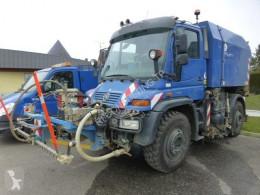 Utilaje pentru drumuri vehicule speciale Mercedes UNIMOG / TRELETY TK 30 DUAL