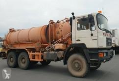 MAN sewer cleaner truck 27.342 6x6 Wasserwagen Water Truck