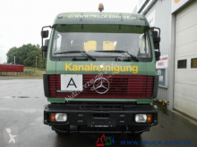 Voir les photos Engin de voirie Mercedes 2538 SK Kaiser Wasseraufbereiter HD Saug Spüler