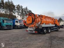 View images MAN 26.364 -  WUKO KROLL KOMBI DO CZYSZCZENIA KANAŁÓW road network trucks