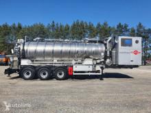Voir les photos Engin de voirie Scania - CAPPELLOTTO CAP 2500 ADR Specjalistyczna autocysterna do przewo
