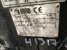 Voir les photos Engin de voirie Ginaf C 3127 Hiab 21 ton/meter laadkraan