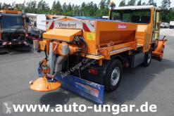 Vedere le foto Veicolo per la pulizia delle strade Multicar Boki HY 1251 Allrad 4x4 Winterdienst Schild Streuer