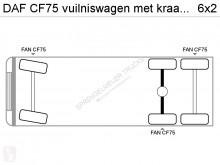 Voir les photos Engin de voirie DAF CF75