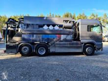 Voir les photos Engin de voirie MAN TGS -  VM TARM ADR Specjalistyczna autocysterna do przewozu odpadów