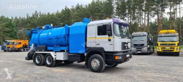 View images MAN 26.414 - WUKO ELEPHANT 6x4 DO CZYSZCZENIA KANAŁÓW road network trucks