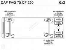 Voir les photos Engin de voirie DAF CF 250