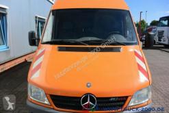 View images Mercedes Sprinter Sprinter 413 Rohr-und Kanalreinigung TüV 12/21 road network trucks