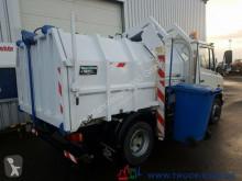 Vedere le foto Veicolo per la pulizia delle strade Mercedes 814 D 6m³Seitenlader*Presse*1.Hand*DeutscherLKW